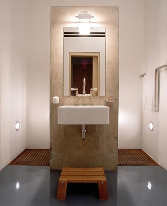 Welke kleur tegels in badkamer of toch geen tegels – KOOP TJUCHEM