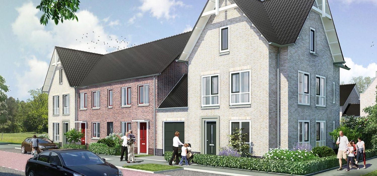Nieuwbouw huis laten bouwen koop tjuchem for Compleet huis laten bouwen